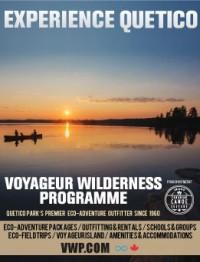 Voyageur Wilderness Programme