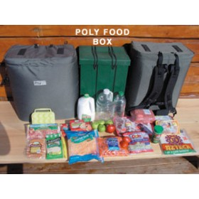BWJ Nylon Insulated Food Pack