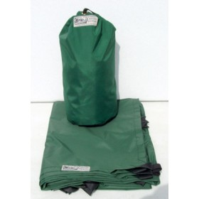 BWJ Deluxe Extra Large UltraLight Camp Tarp