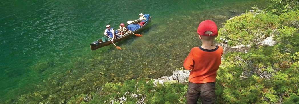 Wilderness Skills Classroom